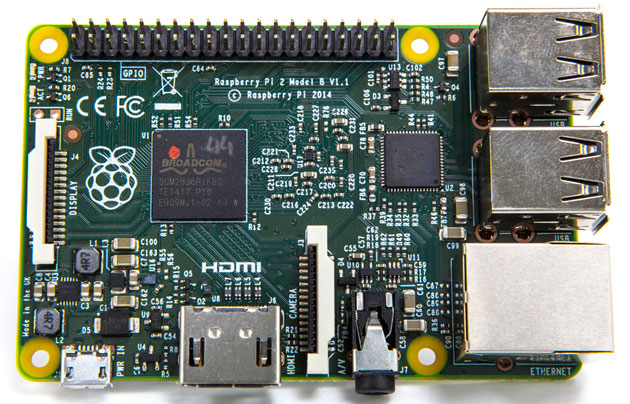 Raspberry Pi 2 appears two years early with a substantial hardware upgrades