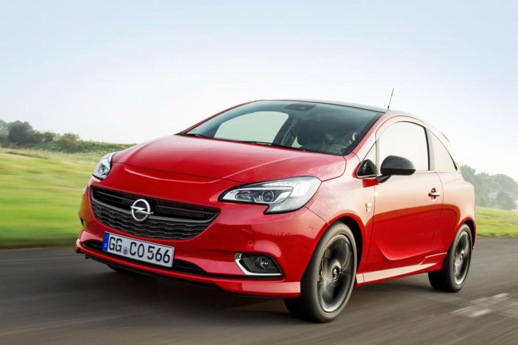 Fotos, Bilder, Preise, Opel Corsa E, Opel Corsa OPC Line, Opel Corsa OPC, Opel Corsa OPC 2015
