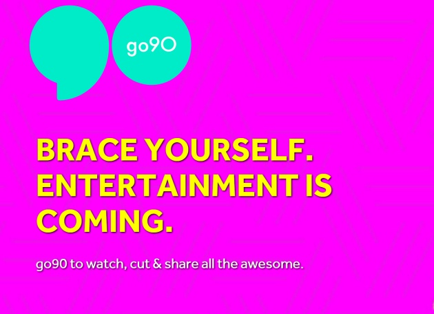 Verizon' Go90 streaming video service starts with phones, sharing