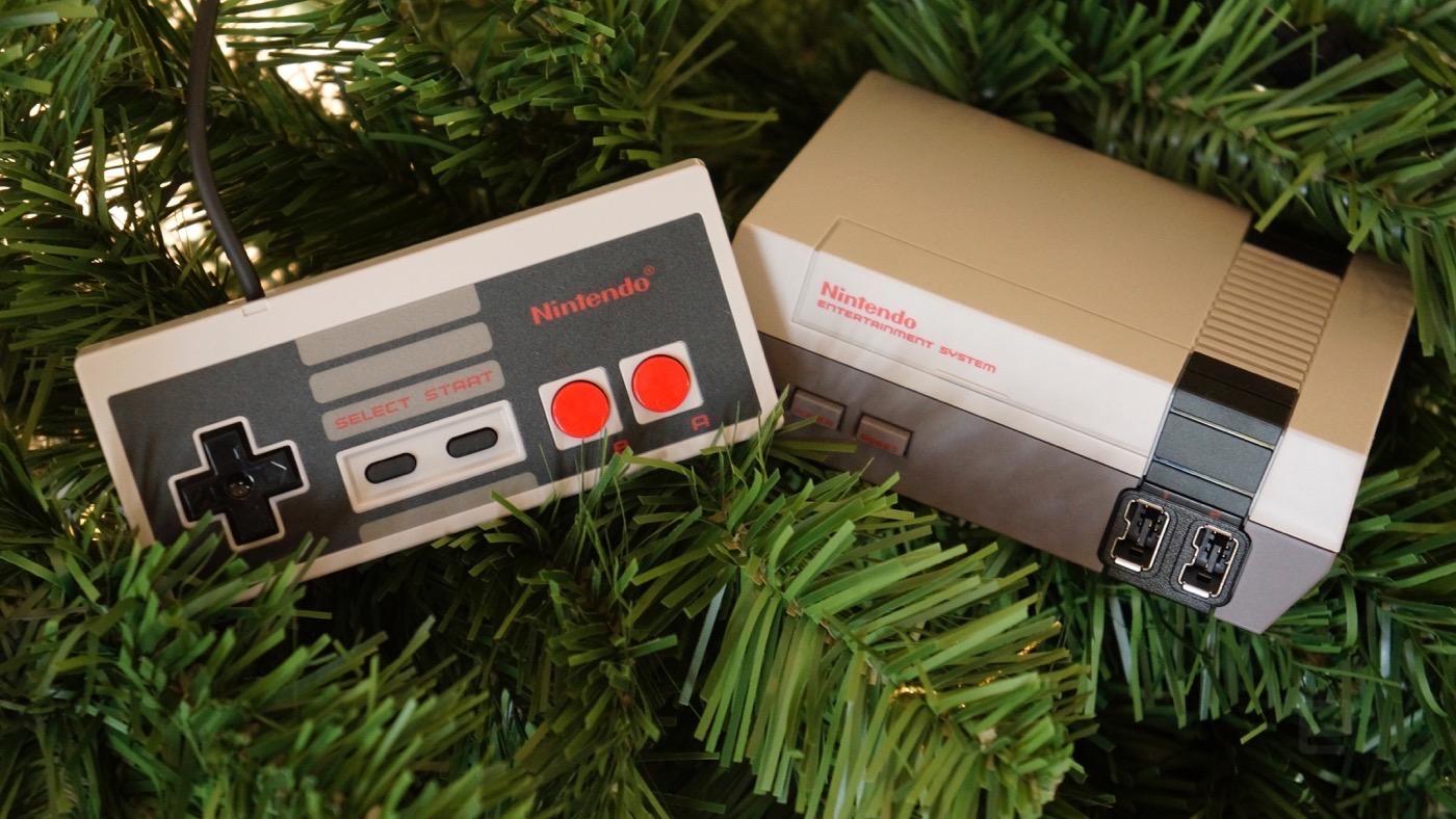 Nintendo no fabricará más la Nintendo Classic Mini