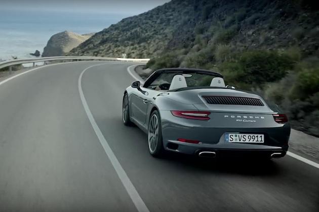 【ビデオ】これが新型ポルシェ「911カレラ」のターボ・エンジン音だ