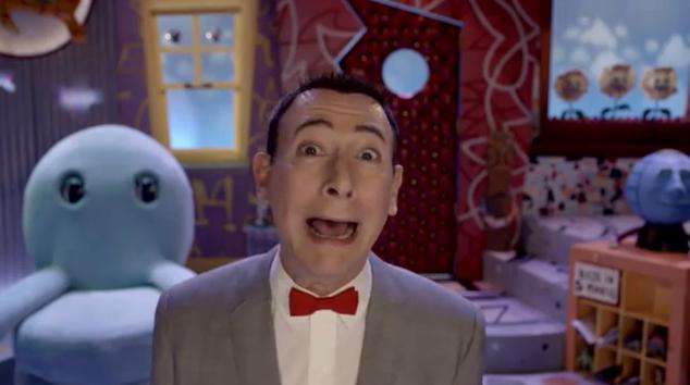 pee-wee's playhouse, pee-wee herman secret word
