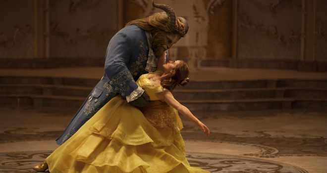 Beauty and the Beast Disney Box office