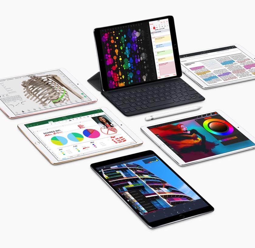 Kommendes iPad Pro mit Face ID und weniger Rändern