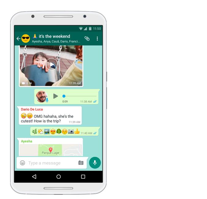 Tschüss Klassenchats: WhatsApp in Kürze erst ab 16