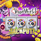 Game of the Day: Vegas World Day of the Dead Update!