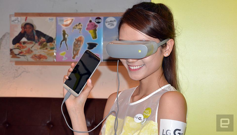 玩味模块式手机抵港,LG G5 和其朋友的动手玩