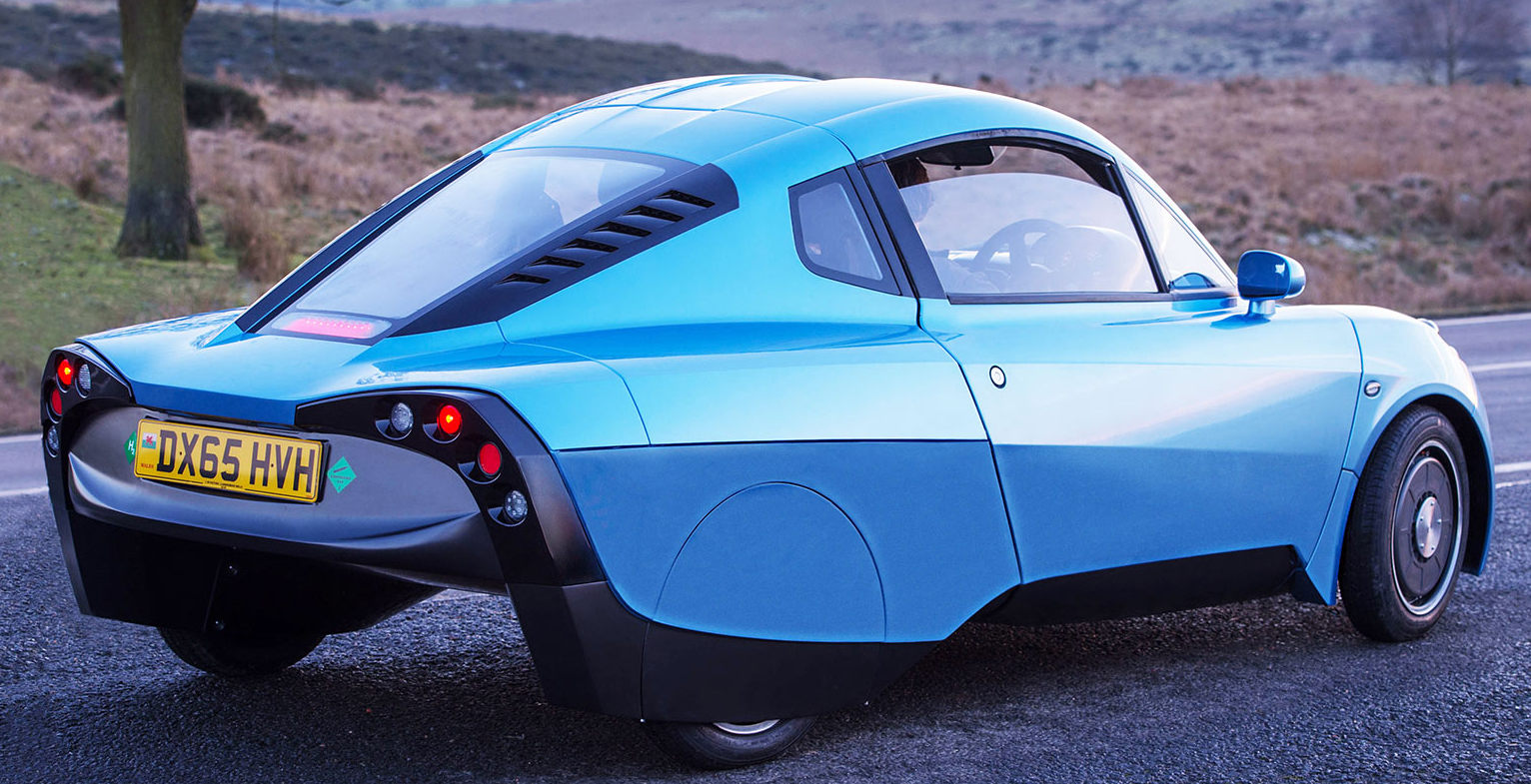 Inhabitat's Week in Green: Riversimple's hydrogen car and more!