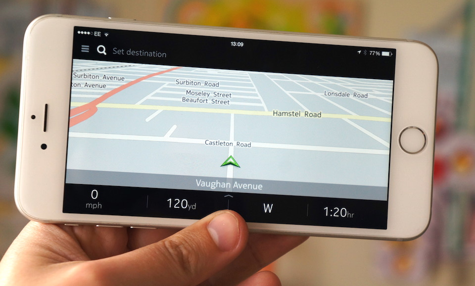 The German car industry is buying Nokia's Here maps