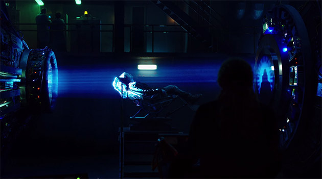 SyFy's '12 Monkeys' will sync with your Philips Hue bulbs