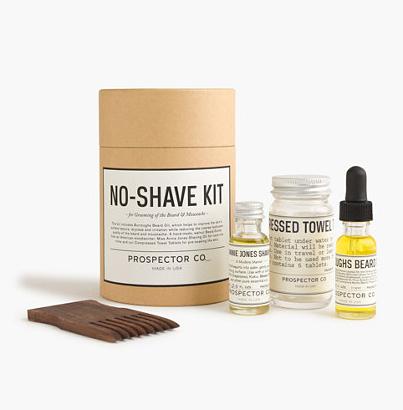 shave kit J.Crew