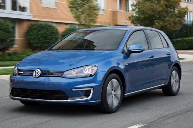 最もエコなコンパクトEV はVWの新型「e-ゴルフ」! EPA燃費で49.3km/Lを達成