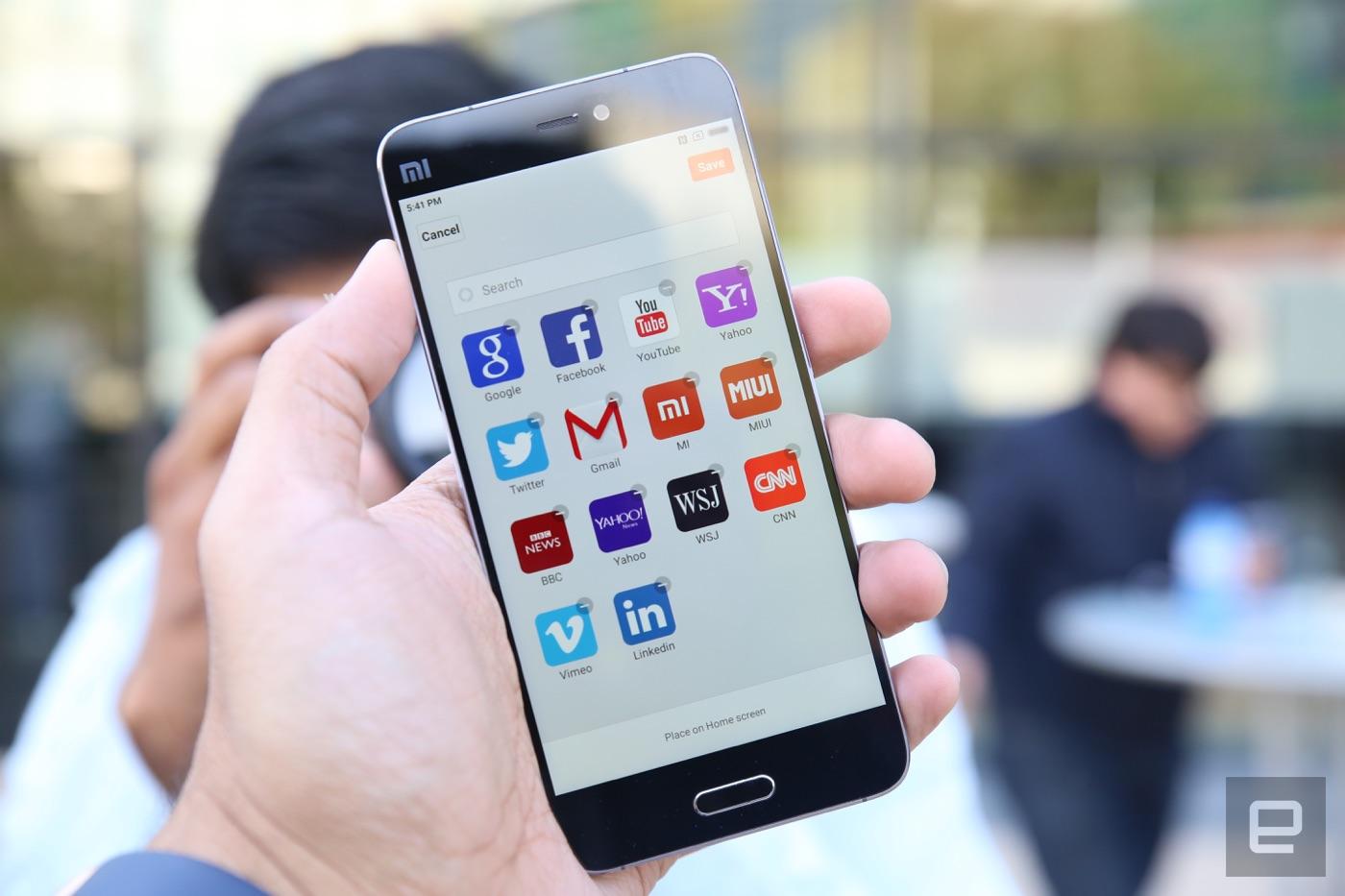 Conoce de cerca el Xiaomi Mi 5