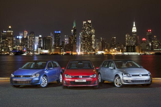 VW「ゴルフ」、『Motor Trend』の「カー・オブ・ザ・イヤー」を受賞