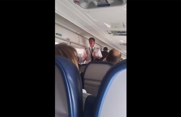 「機長が操縦席に戻れない!」前代未聞のピンチで飛行機がとった決断とは【動画】