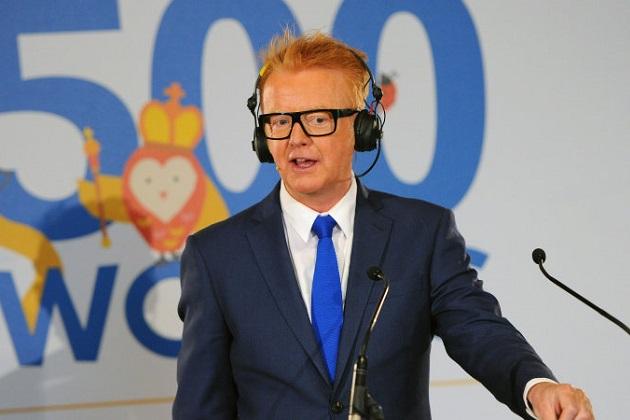 『トップギア』の新司会者、英人気パーソナリティのクリス・エヴァンスに決定!