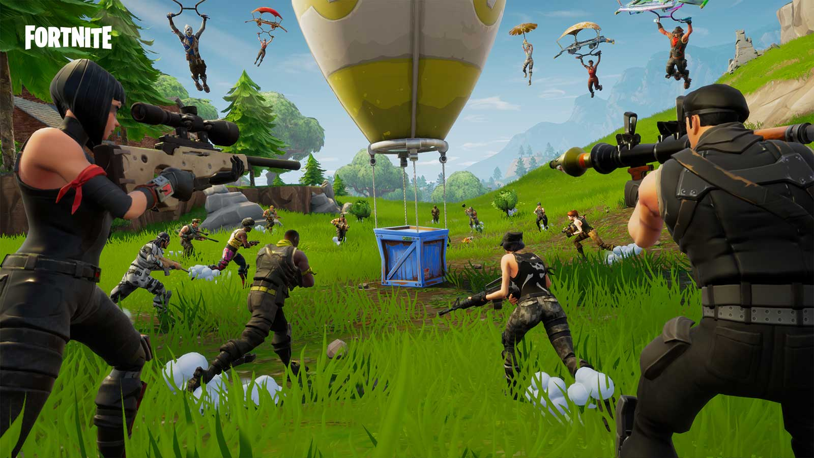 photo image The next big 'Fortnite' eSports event is an $8 million, 8-week tourney