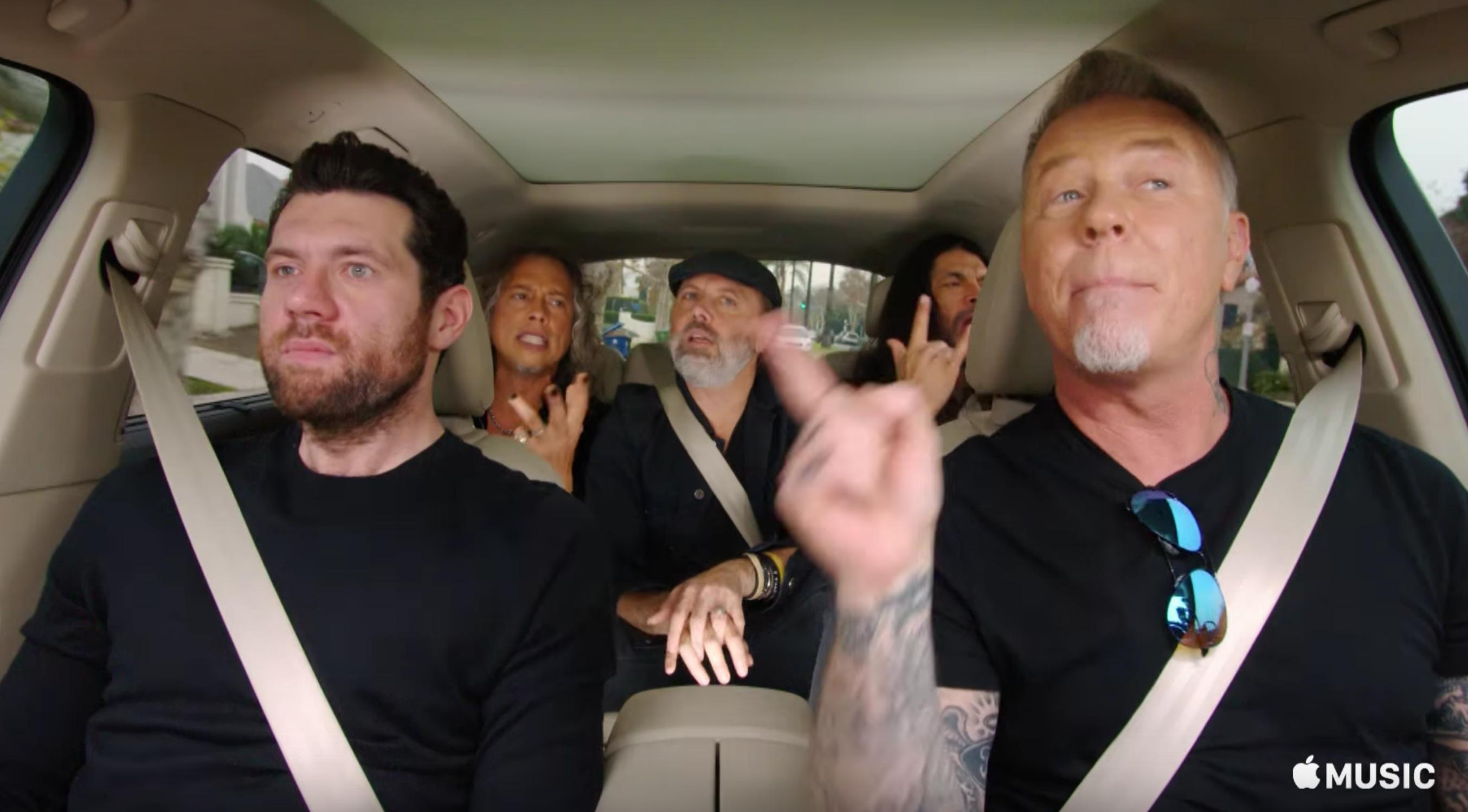Hier ist der erste Trailer zu Apples Carpool Karaoke