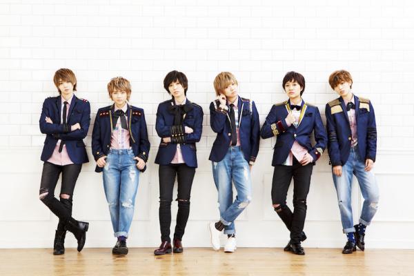 男装ユニット・風男塾が新メンバー募集オーディションを開催