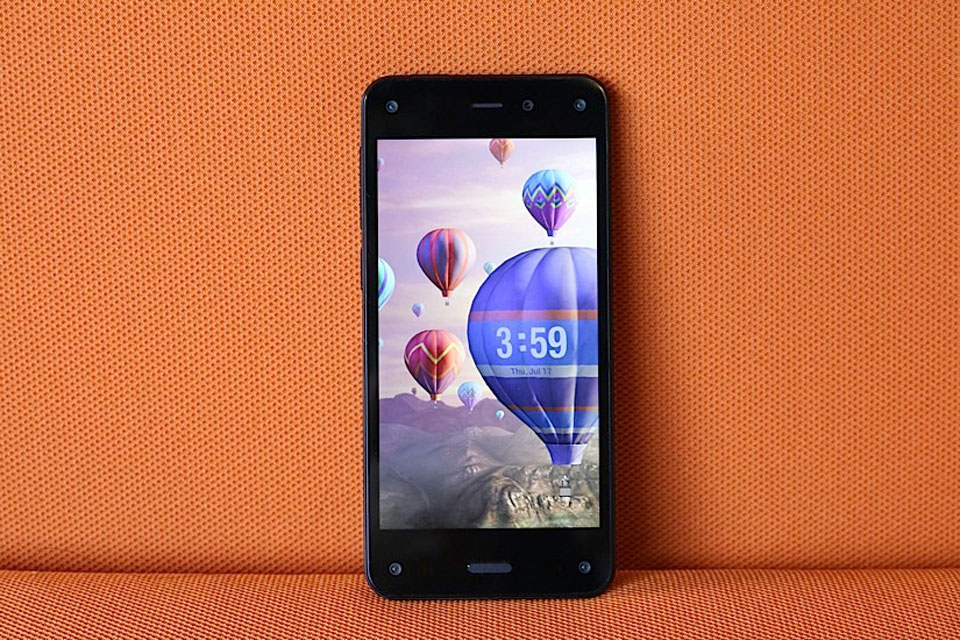 Amazon Fire Phone, rest in peace