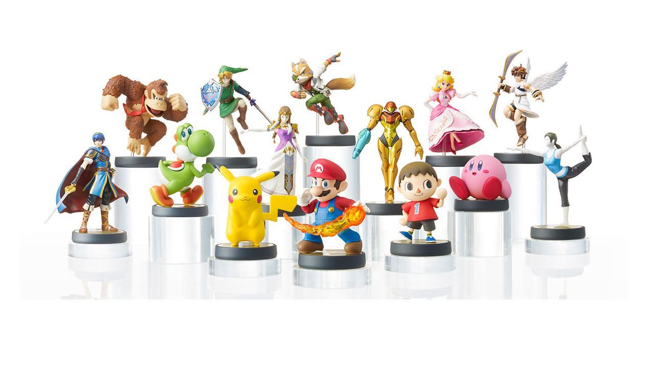 Nintendo announces sales details for the Amiibo line of figures