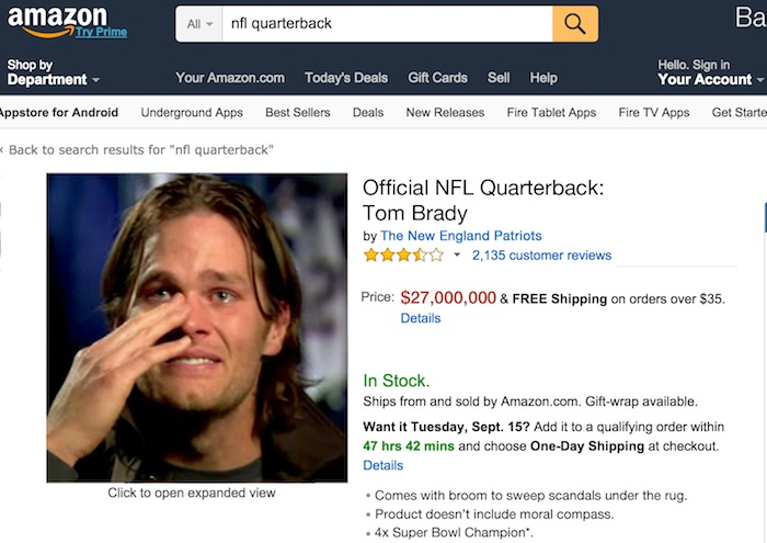 nfl quarterback amazon reviews