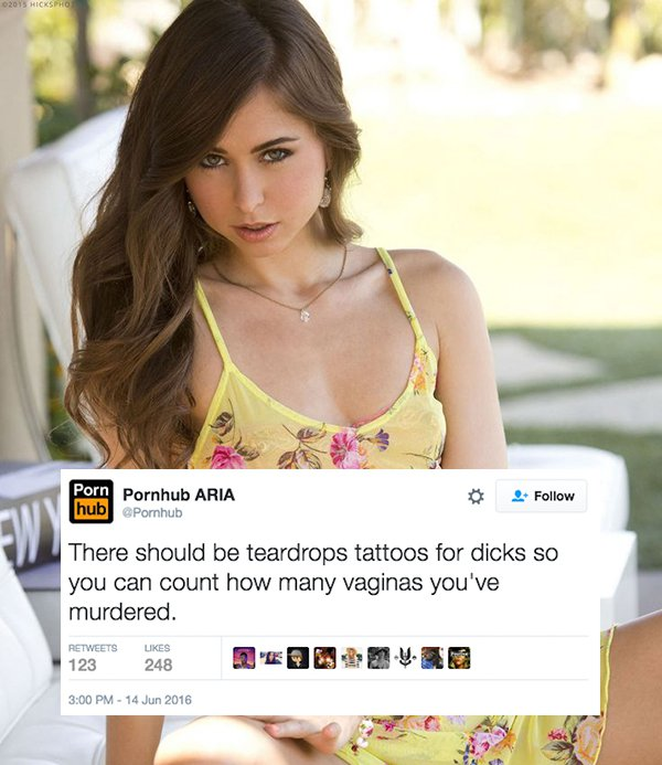 Pornhub's Twitter Is Almost As Entertaining As Their Videos