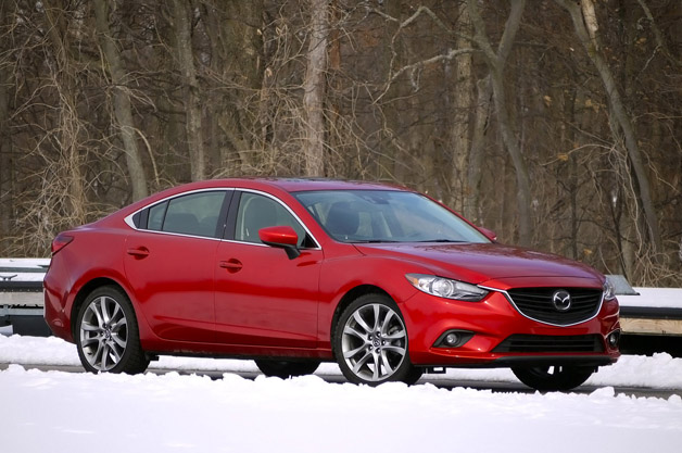 2014 Mazda6 Long-term