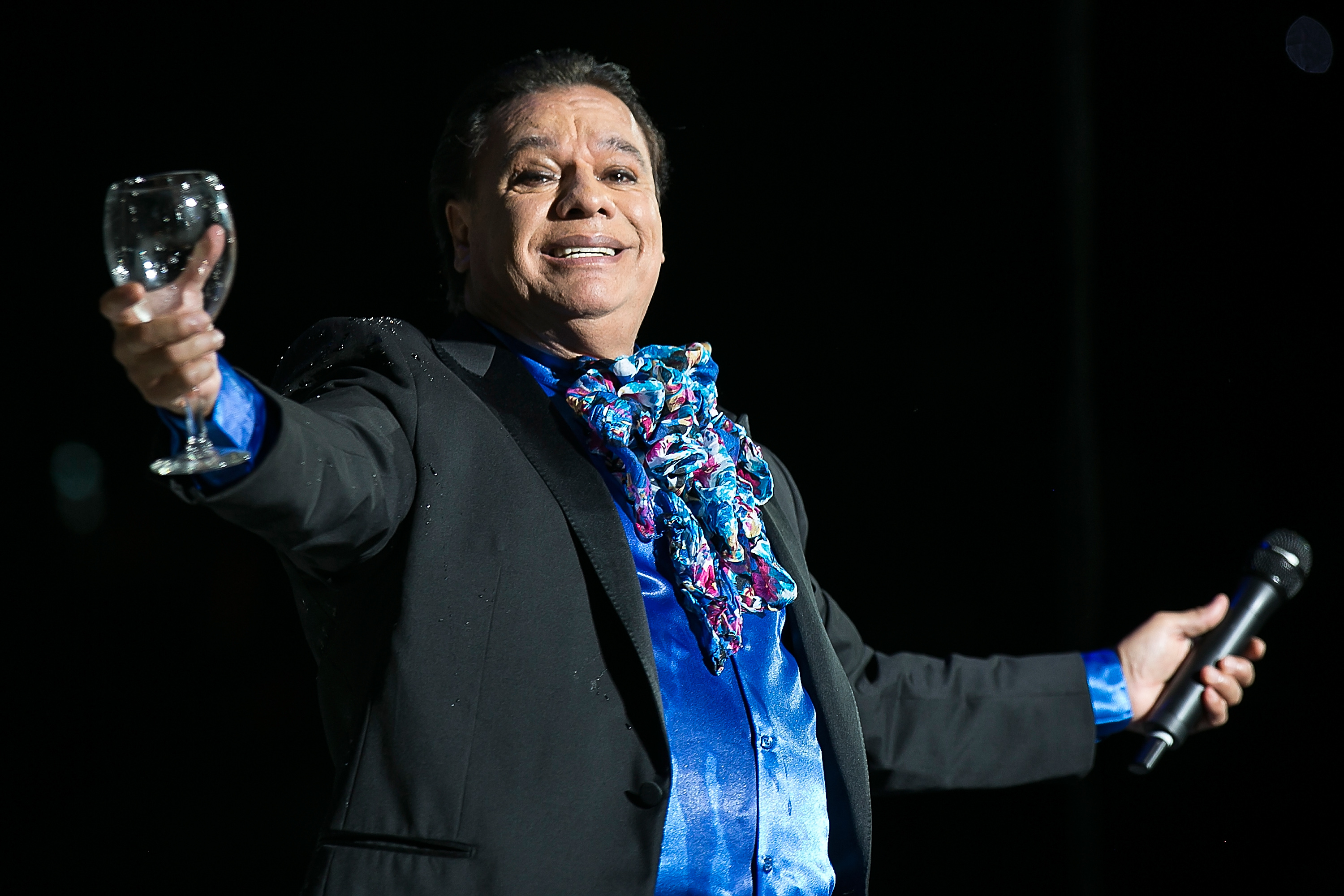 Mexican superstar Juan Gabriel dies at 66