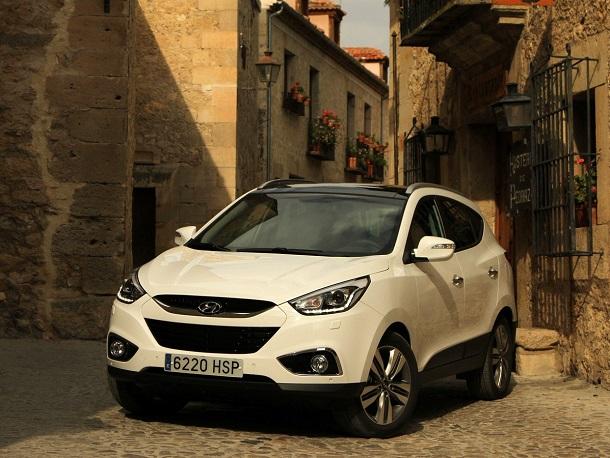 esta semana Hyundai España comercializa una serie especial del ix35