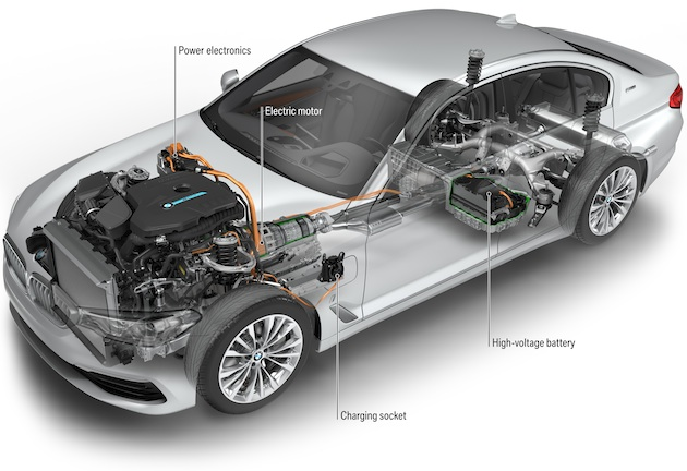BMW、歴代「5シリーズ」最速となる「M550i xDrive」とEU複合モード燃費52.6km/Lを誇る「530e iPerformance」を投入