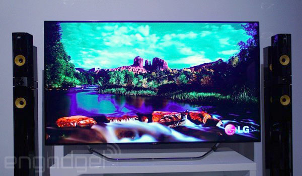 Lg S First Big 4k Oled Tv May Have A Non Ridiculous Price