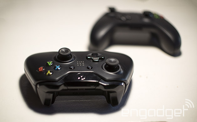 Xbox One's controller quicker, less wonky with latest preview