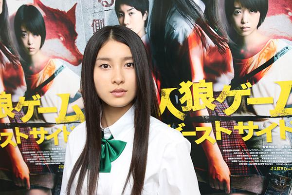 来年の朝ドラ主演女優・土屋太鳳が人狼になって大暴れ!自身初の悪女役の手ごたえは?