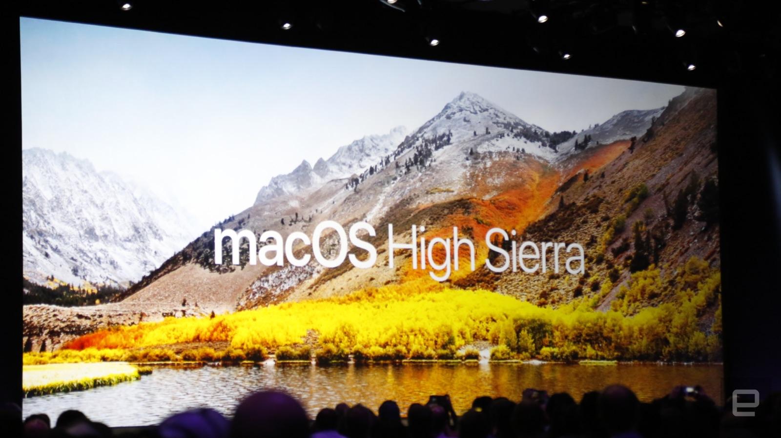 Di hola a macOS High Sierra