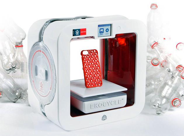 ekocycle 3d drucker als greenwashing gadget f r coca cola will video engadget deutschland. Black Bedroom Furniture Sets. Home Design Ideas
