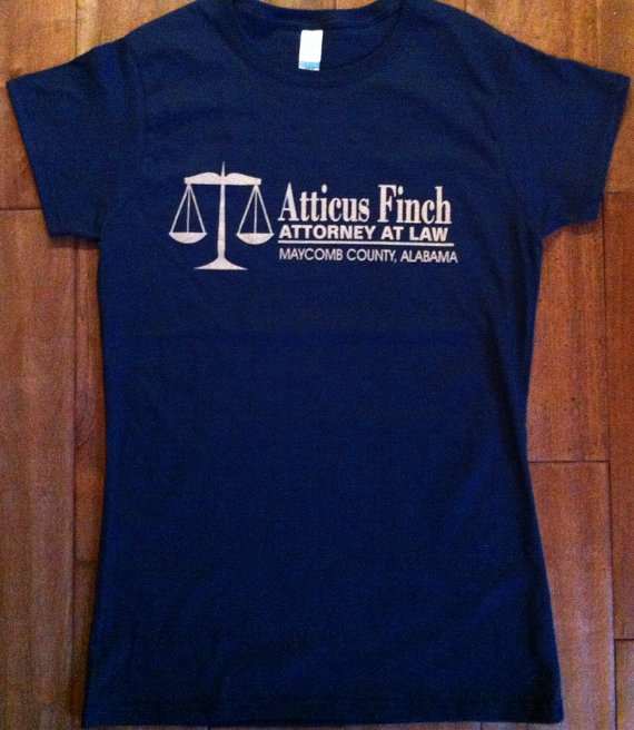 atticus finch to kill a mockingbird shirt