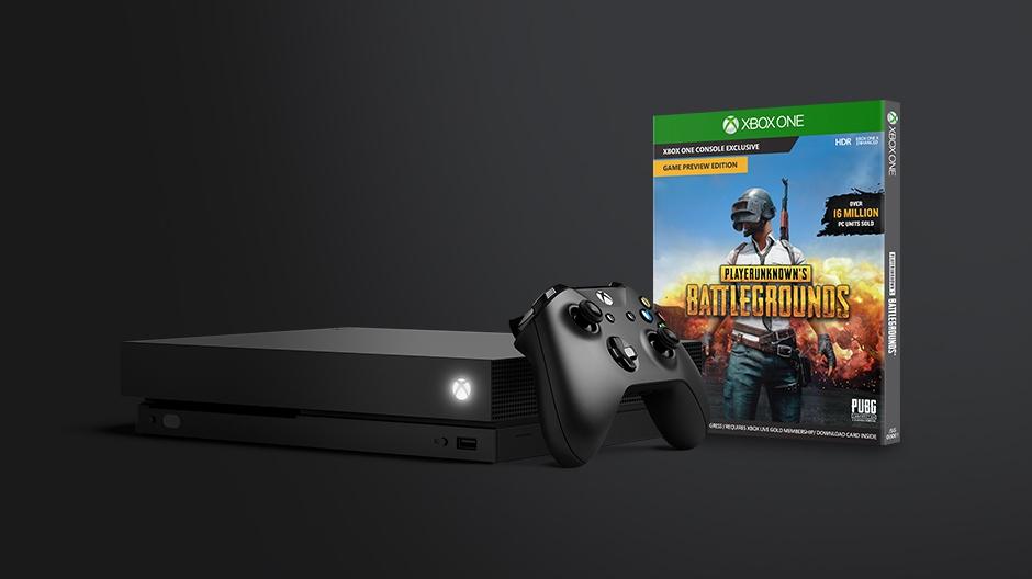 PUBG registra 1 millón de jugadores en Xbox One en sólo 48 horas