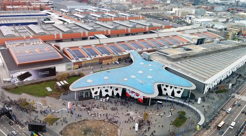 ¡Hola, Barcelona!: Ya estamos en la MWC 2016