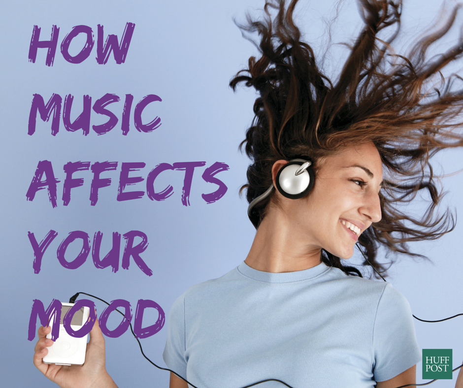 How Music Affects Your Mood, According To Science