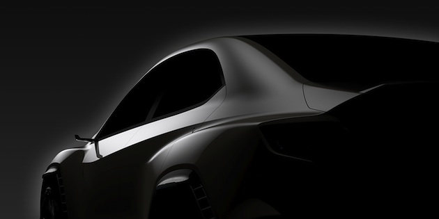 スバル、東京モーターショー2017に「スポーツセダンタイプのコンセプトモデル」を出展 最新コンプリートカー「S208」や「BRZ STI Sport」も発表