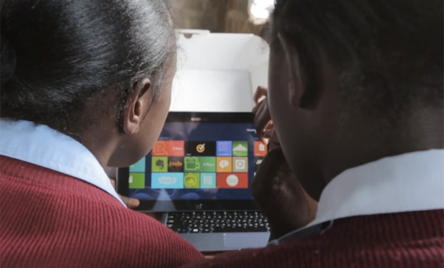 Microsoft's white space internet aims to improve education in Ghana