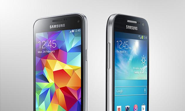 Samsung Galaxy s5 Mini Samsung Galaxy s4 Mini Samsung Galaxy s5 Mini y s4