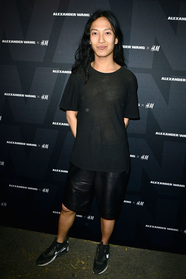 INDIO, CA - APRIL 12:  Alexander Wang arrives at the Alexander Wang X H&M Coachella Party held at the Indio Performing Arts Center on April 12, 2014 in Indio, California.  (Photo by Jerod Harris/Getty Images for H&M)