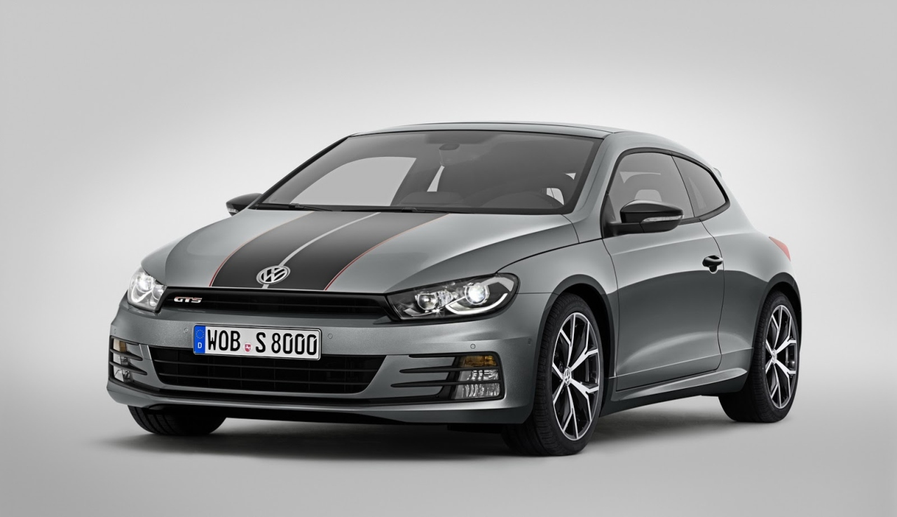 Premiere in Shanghai: VW Scirocco GTS