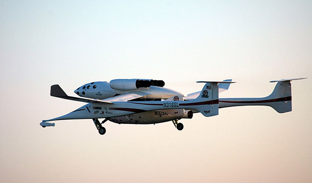 Ten years ago, SpaceShipOne proved commercial spaceflight could be a reality