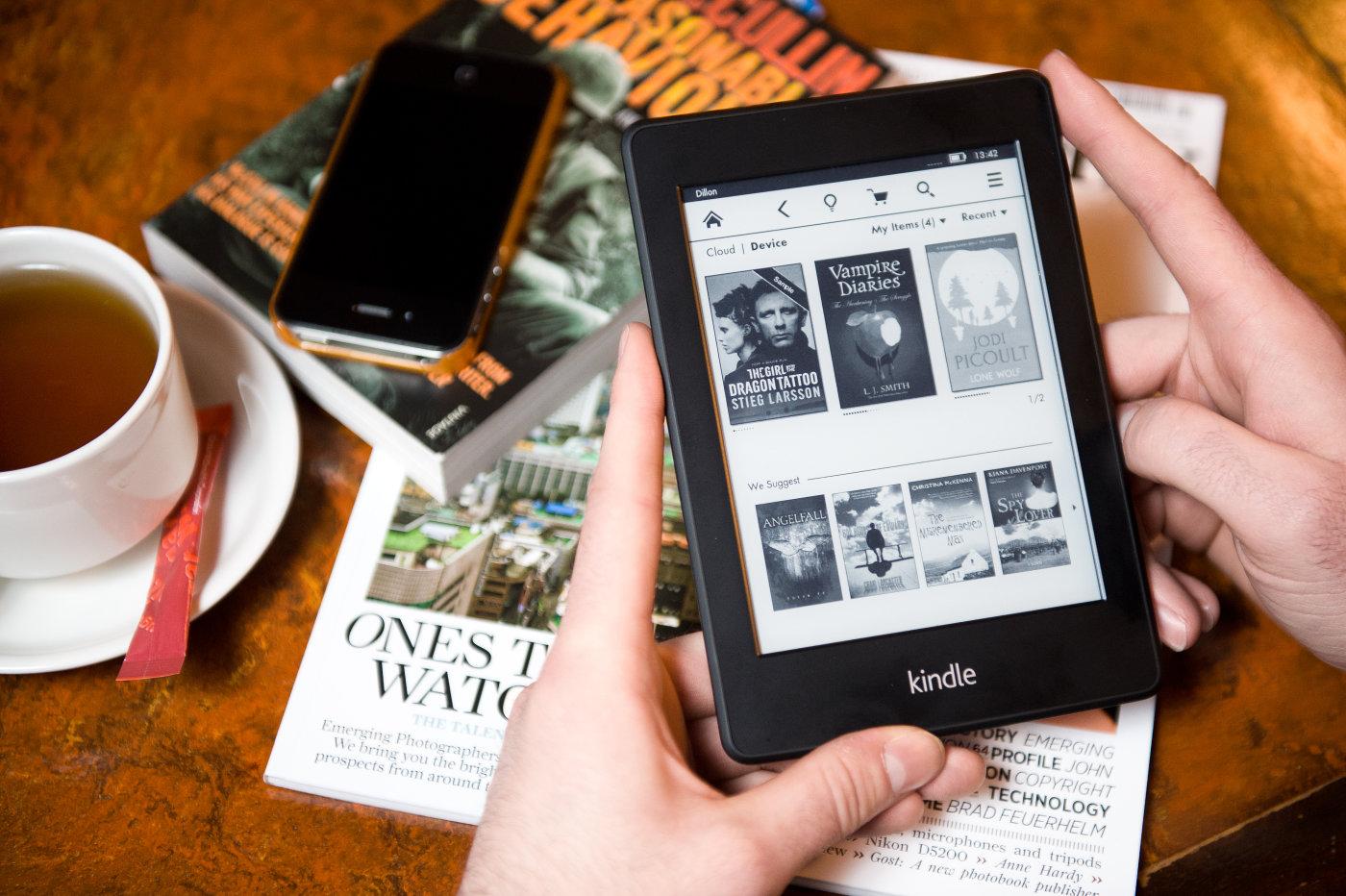 Tu viejo Kindle necesita actualizarse sí o sí antes del 22 de marzo
