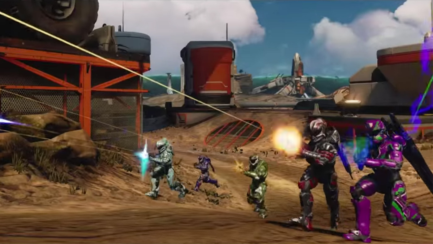 'Halo 5' is bringing back the long-missed Firefight mode