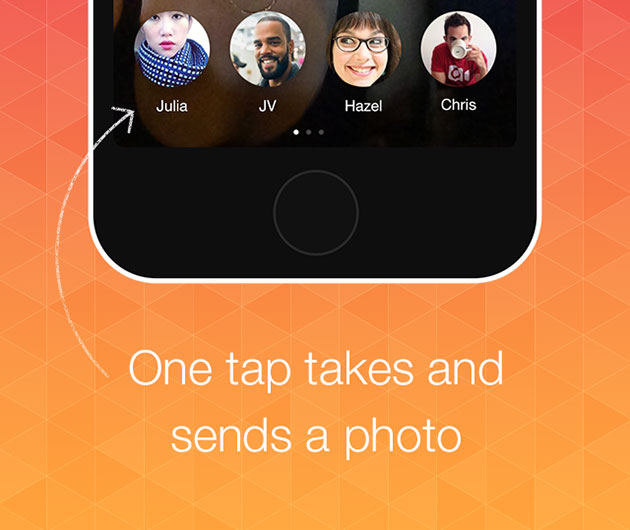 Instagram quietly (and slowly) launches Snapchat rival, Bolt
