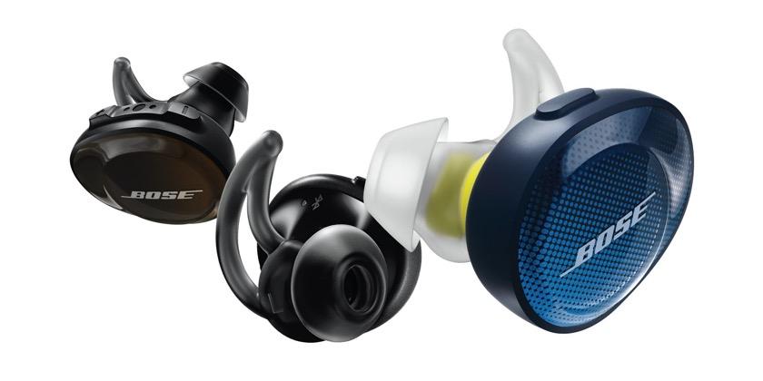 SoundSport Free: Bose zeigt komplett kabellose InEars